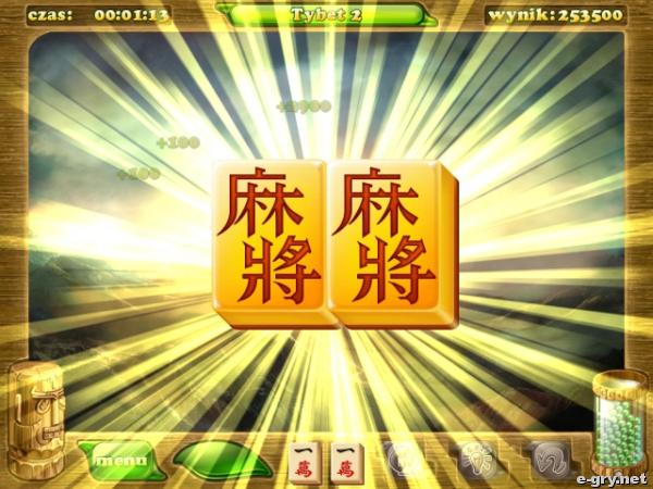 Mahjong Gry Za Darmo
